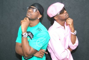 Peter and Paul  as P-Square: Playing the Double Lives
