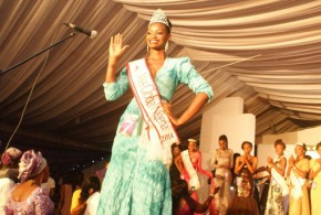 Faith Eriata Wins 2014 Miss Global Nigeria Pageant