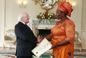 INSULT! Nigerian Ambassador to Ireland Ketebu Humiliated at Dublin Airport