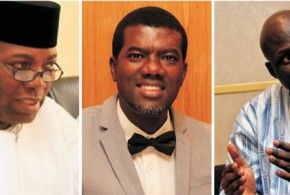 Okupe,  Omokri and Abati: Worst Presidential Spin Doctors of all Time