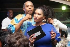 XCLUSIVE! Femi Kuti and Estranged Wife Funke Set to Remarry