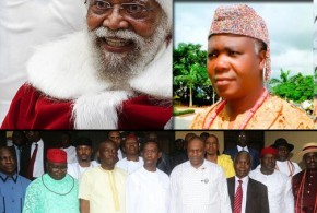 FATHER CHRISTMAS: DESOPADEC MD Makinde & His Board Share N120m Christmas Bonanza