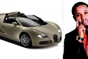 XCLUSIVE: Okowa Announces His Arrival with a $1.5 million Bugatti