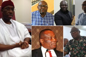 Okowa's One Year in Office: 5 Most Powerful People in Okowa's Government